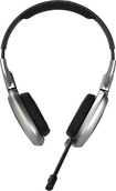 Astro Gaming - A30 Wireless Gaming Headset for Windows, PlayStation 3 and Xbox 360 - Silver