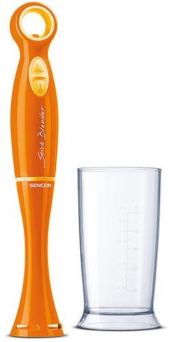 Sencor - 2 Speeds Hand Blender - Orange