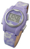 Global - Vibralite 8 Vibrating Watch - Purple Leather 5046053