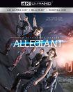 Divergent Series: Allegiant [4k Ultra Hd Blu-ray/blu-ray] 5048409