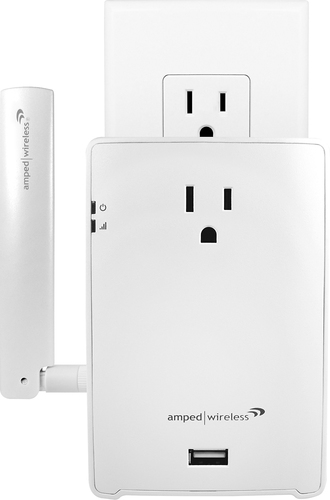 Amped Wireless - High Power AC1200 Wi-Fi Range Extender