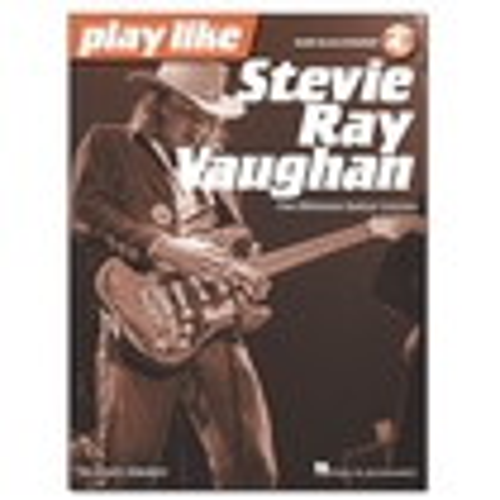 Hal Leonard - Aledort Andrew: Play Like Stevie Ray Vaughan Sheet Music 5054448