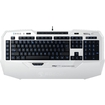 Roccat - Isku Fx Multicolor Gaming Keyboard - White