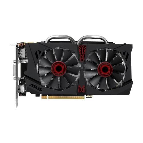 Asus - Strix Nvidia GeForce GTX 950 2GB GDDR5 PCI Express 3.0 Graphics Card - Multi