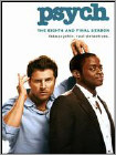 Psych: The Complete Eighth Season [3 Discs] (DVD) (Eng)