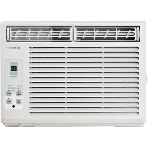 Frigidaire - 5,000 BTU Window Air Conditioner - White