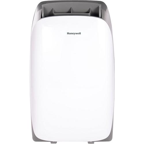 Honeywell - 14,000 BTU Portable Air Conditioner - Gray/White