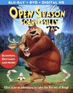 Open Season: Scared Silly [includes Digital Copy] [ultraviolet] [blu-ray/dvd] [2 Discs] 5081200