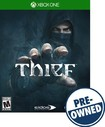 Thief - PRE-OWNED - Xbox One