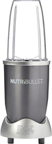 NutriBullet - 24-Oz. Nutrient Extractor - Gray/Silver