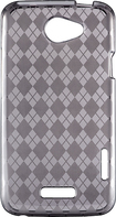 Rocketfish™ - Soft Shell Case for HTC One X Mobile Phones - Smoke