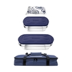 Anchor Hocking - 6-piece Essentials Bake And Take Set - Clear/blue 5086418