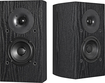 "Pioneer - 4"" Bookshelf Speakers (Pair) - Black"