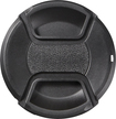 Rocketfish™ - 67mm Lens Cap - Matte Black