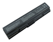 Laptop Battery Pros - Lithium-Ion Battery for Toshiba Equium A200 and PA3534U Laptops - Black