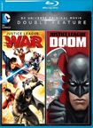 Dc Universe Original Movie Double Feature: Justice League: War/justice League: Doom [blu-ray] 5091203