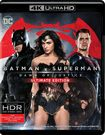Batman V Superman: Dawn Of Justice [includes Digital Copy] [ultimate] [4k Ultra Hd Blu-ray/blu-ray] 5092905