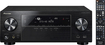 Pioneer - 1155W 7.2-Ch. Network-Ready 4K Ultra HD and 3D Pass-Through A/V Home Theater Receiver - Black