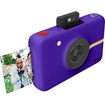 Polaroid - Snap 10.0-megapixel Digital Camera - Purple