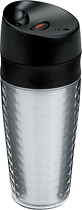 OXO - Good Grips LiquiSeal 13.5-Oz. Travel Mug - Clear