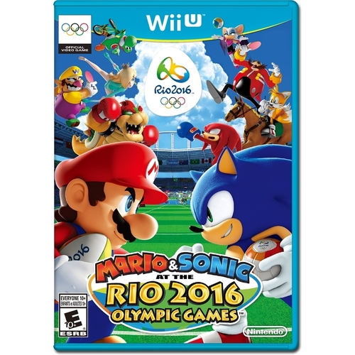 Mario & Sonic at the Rio 2016 Olympic Games - Nintendo Wii U