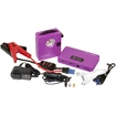 Digital Treasures - Powernow Jump Deluxe 7500 Mah Portable Charger - Purple 5101006