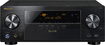 Pioneer Elite - 1155W 7.2-Ch. Network-Ready 4K Ultra HD and 3D Pass-Through A/V Home Theater Receiver - Black