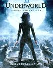 Underworld: The Legacy Collection [4 Discs] [blu-ray] [includes Digital Copy] [ultraviolet] 5102311