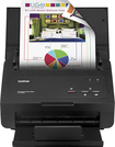 Brother - ADS-2000 ImageCenter Duplex Color Scanner - Black