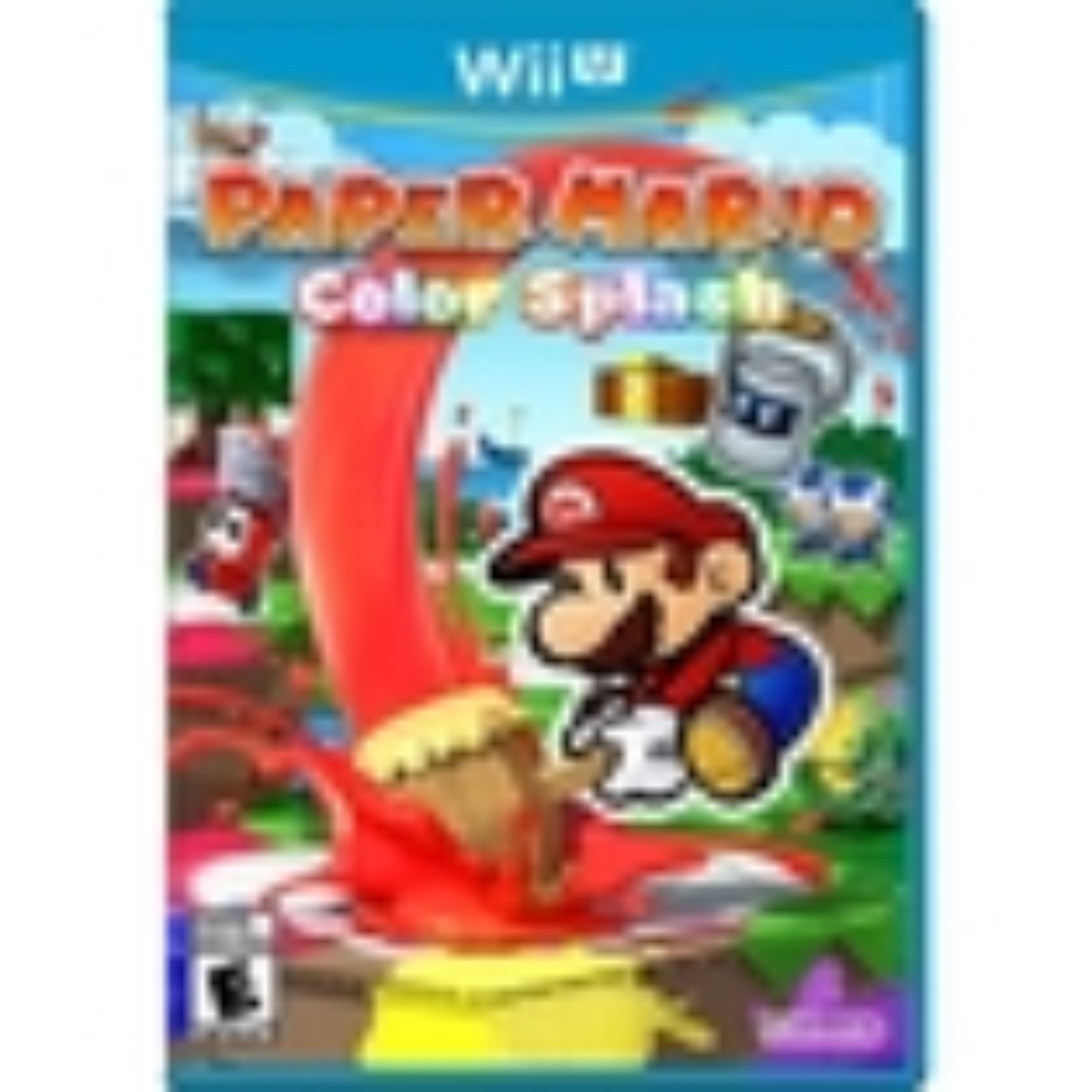 Click here for Paper Mario: Color Splash prices