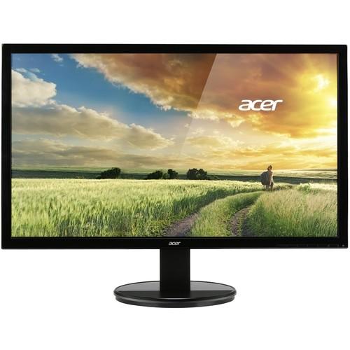 Acer - Refurbished 19.5 LED Monitor - Black
