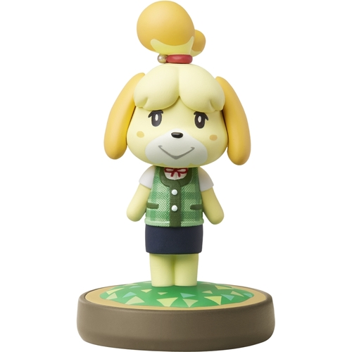 Nintendo - amiibo Figure (Animal Crossing Series Isabelle - Summer Outfit)