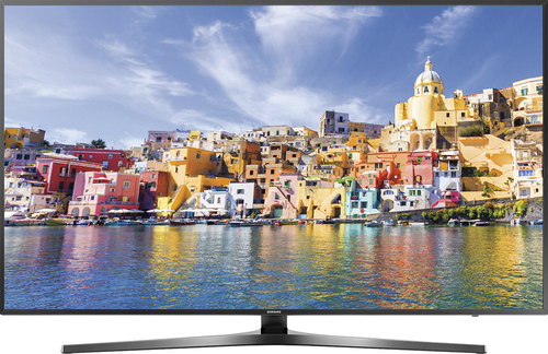 Samsung - 49 Class - (48.5 Diag.) - LED - 2160p - Smart - 4K Ultra HD TV - with High Dynamic Range - Black
