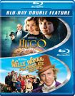 Hugo/willy Wonka & The Chocolate Factory [2 Discs] [blu-ray] 5114286