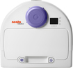 Neato Robotics - Botvac 80 Bagless Robotic Vacuum - White/Gray/Majesty Purple