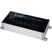 Soundstream - Stealth Series 1000w Class D Bridgeable Multichannel Amplifier With Variable Crossovers - Black 5122454