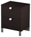 South Shore - Cakao Collection Night Stand - Brown