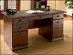 South Shore - Vintage Office Desk - Classic Cherry