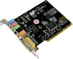 Diamond Multimedia - XtremeSound 5.1/16-Bit Sound Card - Black