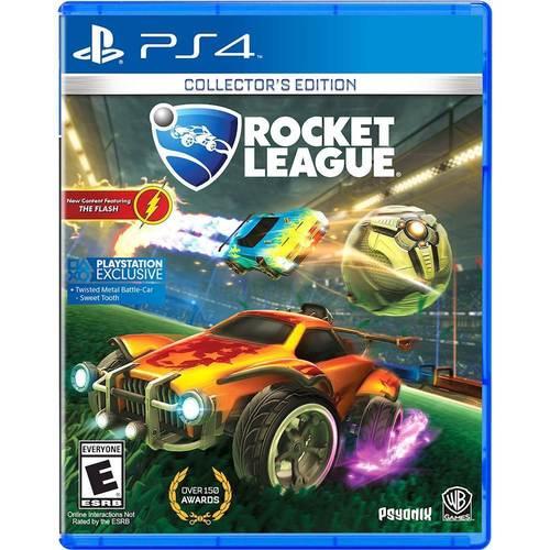 Rocket League Collector's Edition - PlayStation 4