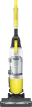 Samsung - Lift&Clean VU3000 Bagless Upright Vacuum - Yellow