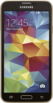 Samsung - Galaxy S 5 Cell Phone - Copper Gold (Sprint)