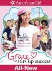 An American Girl: Grace Stirs Up Success (dvd) 5134205