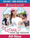 An American Girl: Grace Stirs Up Success [2 Discs] [includes Digital Copy] [blu-ray/dvd] 5134214