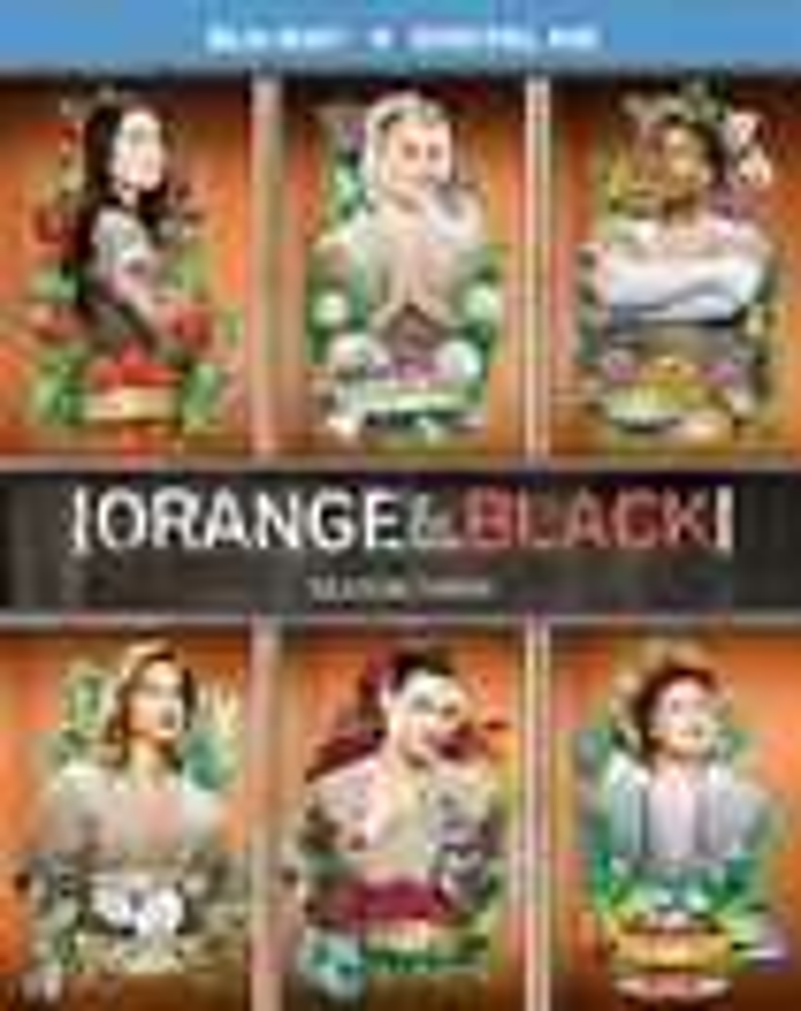 Orange Is The New Black: Season 3 [blu-ray] [3 Discs] 5134700