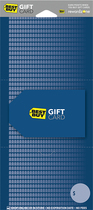Best Buy Gc - $600 Gift Card