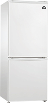 Igloo - 9.2 Cu. Ft. Bottom-Freezer Refrigerator - White