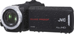 JVC - 32GB HD Waterproof Flash Memory Camcorder - Black