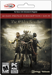 Elder Scrolls Online - The Elder Scrolls Online 60-Day Subscription Card