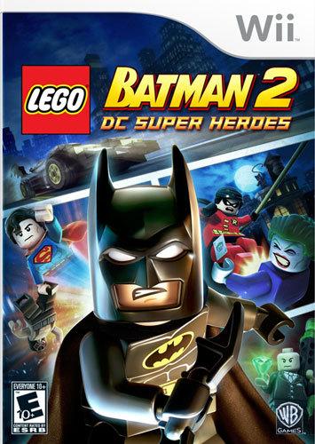 LEGO Batman 2: DC Super Heroes - Nintendo Wii